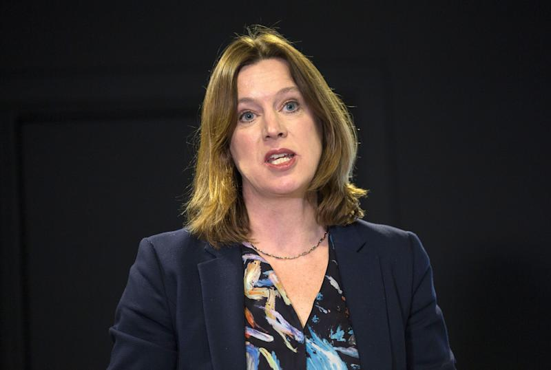"""In a statement, Dr Catherine Calderwood said: """"I am deeply sorry for my actions and the mistakes I have made"""". (Photo: PA)"""