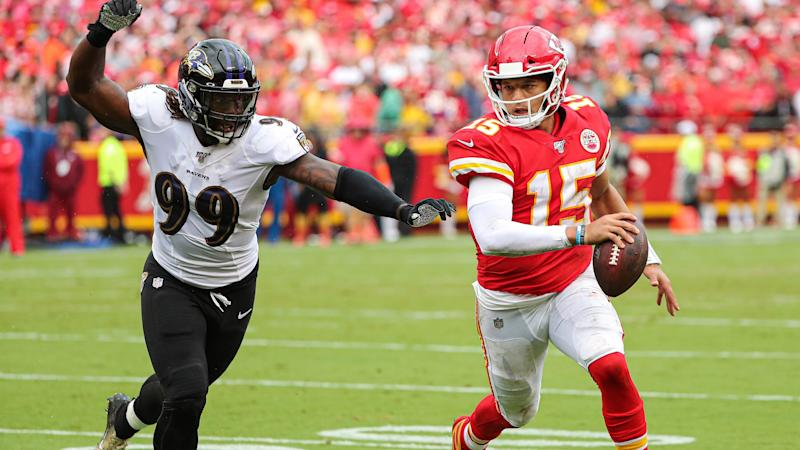 3 bold predictions for Ravens-Chiefs on Monday Night Football