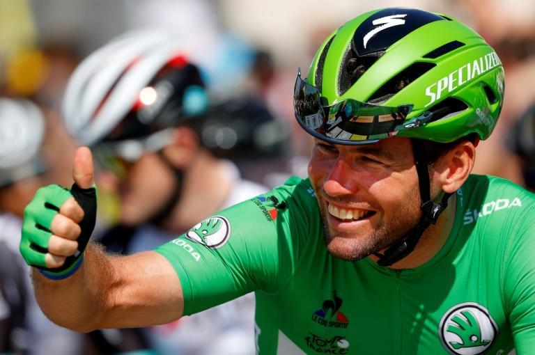 Mark Cavendish is just two wins away from equalling Eddy Meckx's record of 34 stage wins on the Tour de France