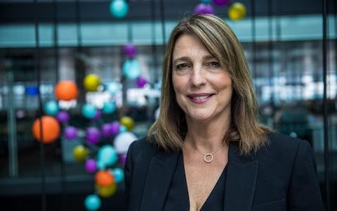 Dame Carolyn McCall - Credit: David Levenson/Bloomberg