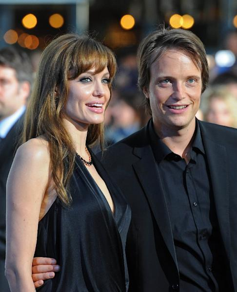 "August Diehl, who starred alongside Angelina Jolie in ""Salt"", says his approach on screen tends to be less-is-more ""I always want to give the audience not quite enough,"" (AFP Photo/JENS KALAENE)"