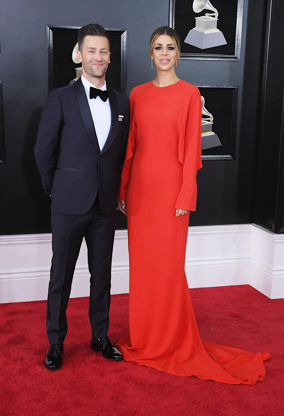 """<h1 class=""""title"""">Ben Fielding and Brooke Ligertwood</h1><cite class=""""credit"""">Photo: Getty Images</cite>"""
