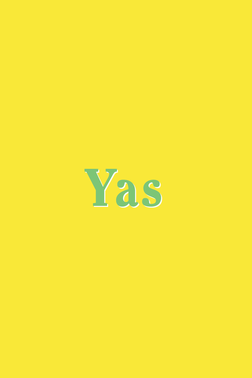 "<p>To express praise for something or someone, a simple ""yas,"" will do. Often, people mistakenly think ""yass"" comes from <a href=""https://www.amazon.com/Broad-City-Season-4/dp/B074WJDV94?tag=syn-yahoo-20&ascsubtag=%5Bartid%7C10063.g.36061267%5Bsrc%7Cyahoo-us"" rel=""nofollow noopener"" target=""_blank"" data-ylk=""slk:Broad City"" class=""link rapid-noclick-resp""><em>Broad City</em></a>, in which Ilana Glazer's character regularly uses ""yass queen,"" or <a href=""https://www.youtube.com/watch?v=5Pn0JKmy5-M"" rel=""nofollow noopener"" target=""_blank"" data-ylk=""slk:this viral 2013 video"" class=""link rapid-noclick-resp"">this viral 2013 video</a> in which a Lady Gaga fan repeatedly says, ""yass Gaga, you look so good."" But it generally derives from <a href=""https://www.oprahdaily.com/life/a23601818/queer-cultural-appropriation-definition/"" rel=""nofollow noopener"" target=""_blank"" data-ylk=""slk:ball culture"" class=""link rapid-noclick-resp"">ball culture</a>.</p>"