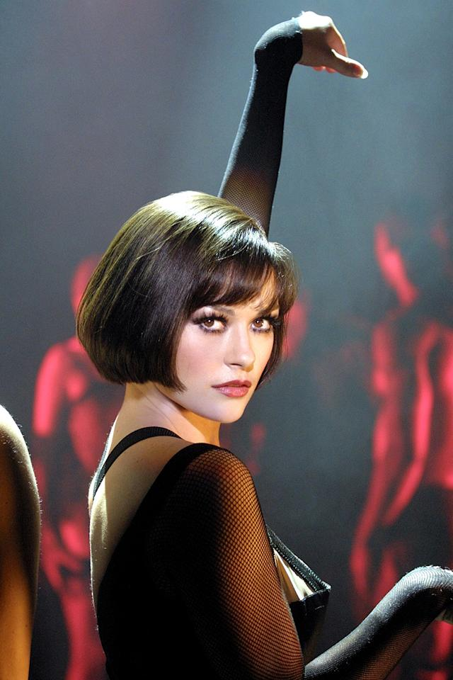 CHICAGO, Catherine Zeta-Jones, 2002, (c) Miramax/courtesy Everett Collection