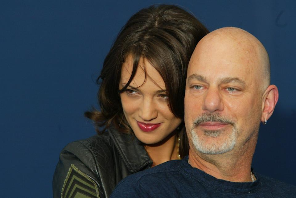 Asia Argento,Rob Cohen (Photo by Stephane Cardinale/Corbis via Getty Images) (Photo: Stephane Cardinale - Corbis via Getty Images)