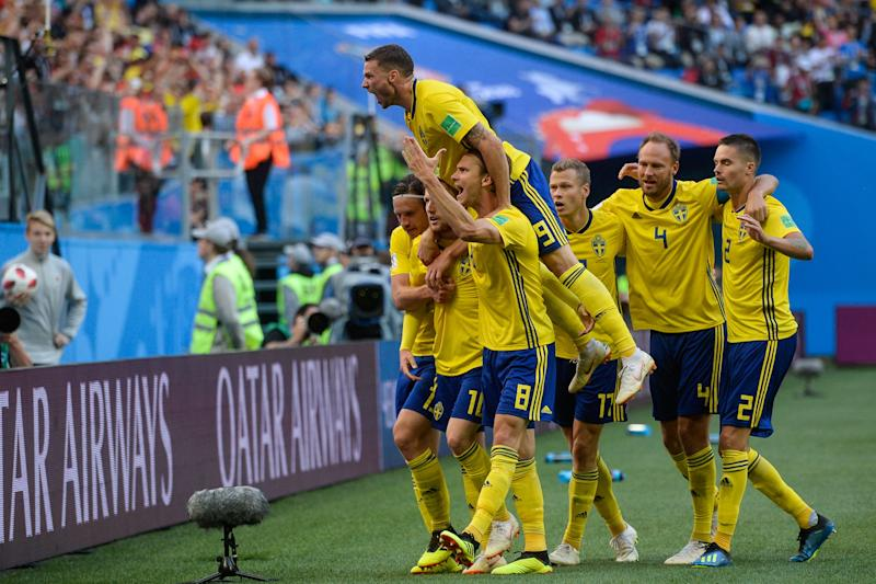 England vs. Sweden final score, recap