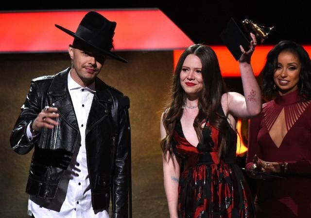 Jesse & Joy Celebrate First-Ever Grammy With A Perfect Message For Valentine's Day