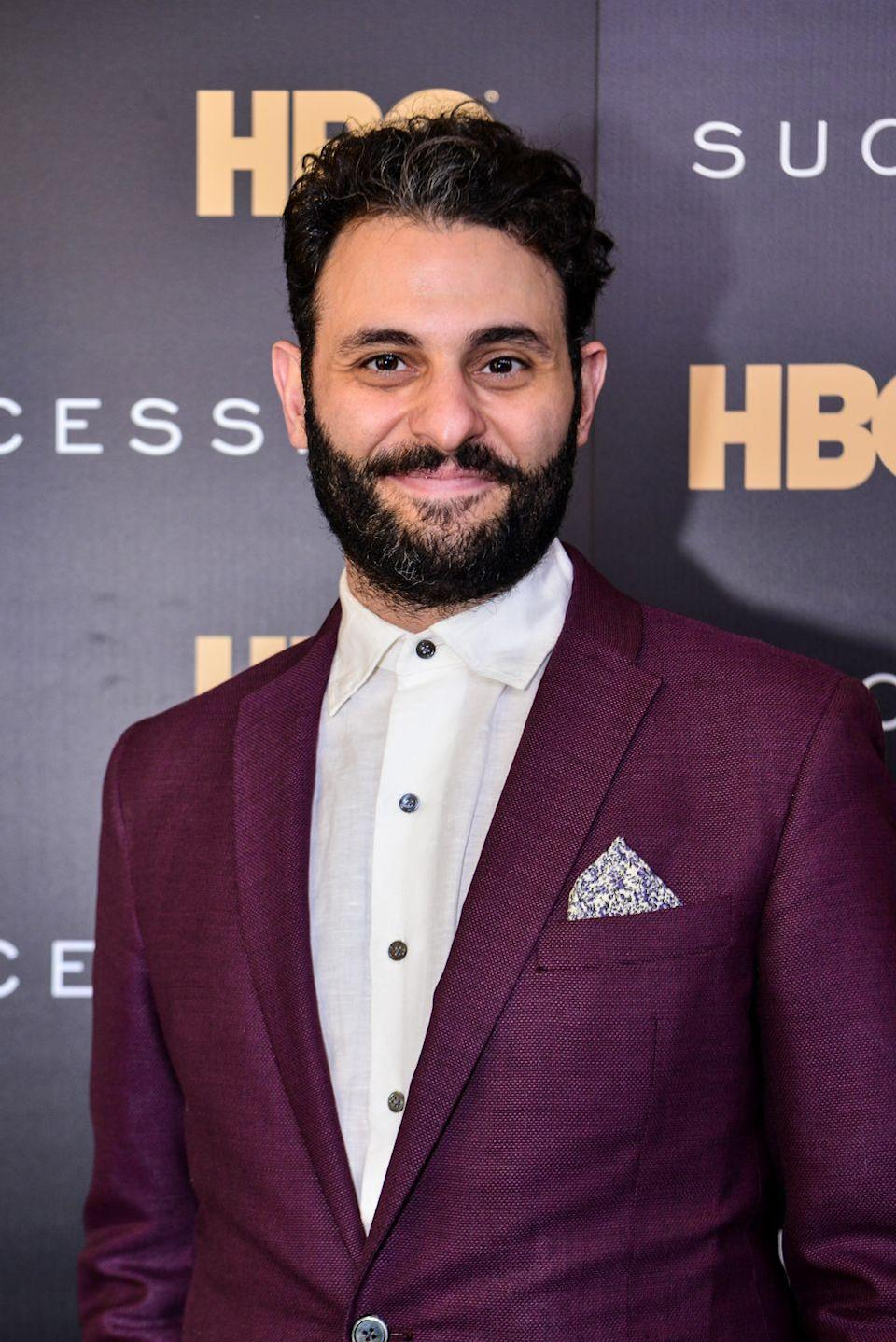<p>Arian Moayed, known for playing Stewy Hosseini in Succession, stars as Anna's fast-talking lawyer Todd Spodek. He might be representing Anna, but Todd has his own motives in the series, hoping the case will earn him more respect in the legal world. </p>