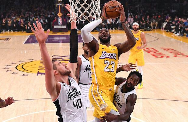Ratings: ABC's Christmas Day NBA Game Falls From Last Year – Still Dunks on the Rest of Primetime
