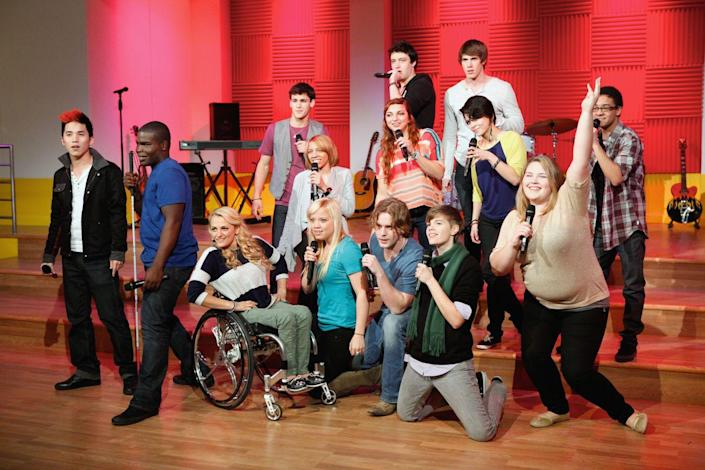 <p><em>The Glee Project</em> was a reality competition that gave aspiring actors and singers the chance to win a guest role on <em>Glee.</em></p>