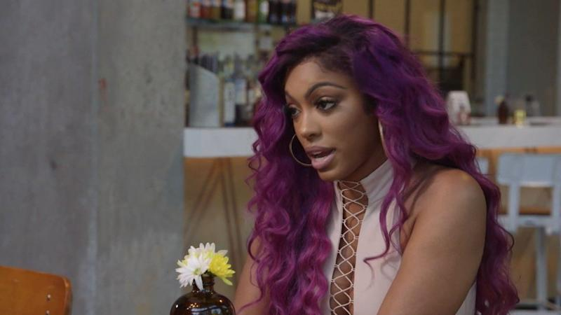 'RHOA': Watch Porsha Williams Confront Kandi Burruss Over Talking About Her Man (Exclusive)