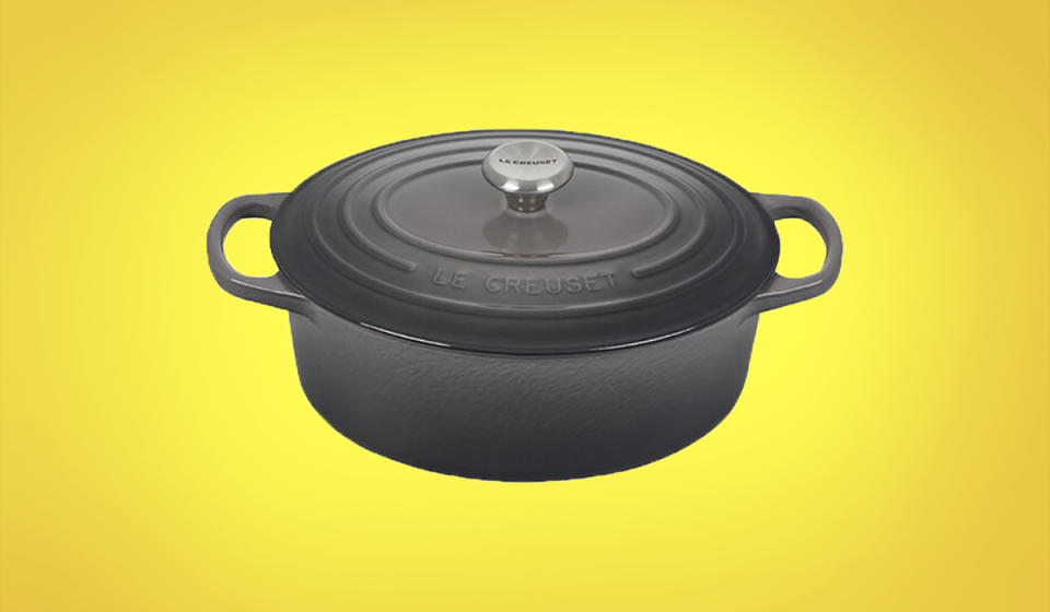 You'll have this iconic Dutch oven for years to come. (Photo: Le Creuset)