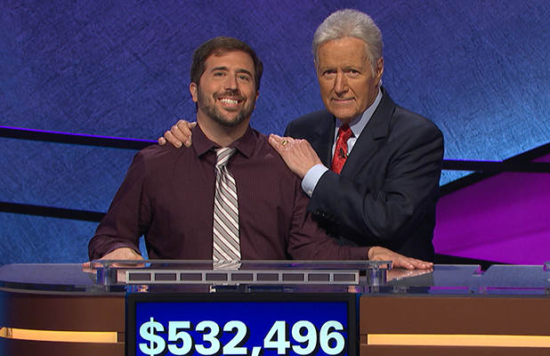 'Jeopardy': Jason Zuffranieri's 19-Game Winning Streak Comes to an End