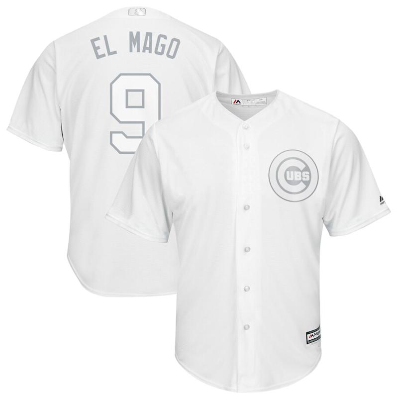 info for 44e87 85bd8 MLB Players Weekend jerseys: Javier Baez, Ohtani, Aaron Judge
