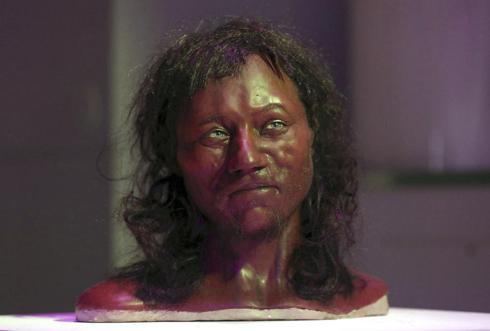 Cheddar Man (Picture Getty)