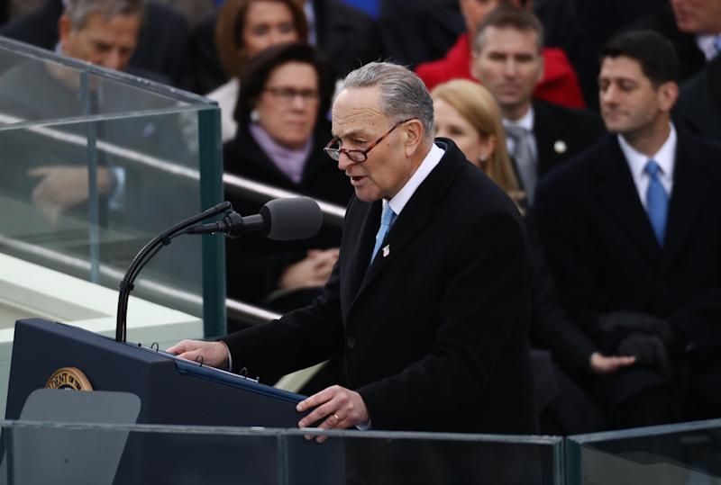The Story Behind the Civil War Letter Read by Chuck Schumer at the Inauguration