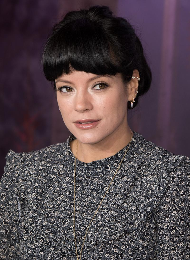 Lily Allen (Photo: Jeff Spicer via Getty Images)