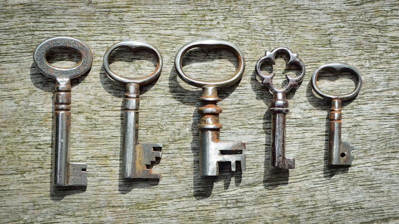 five keys to look for