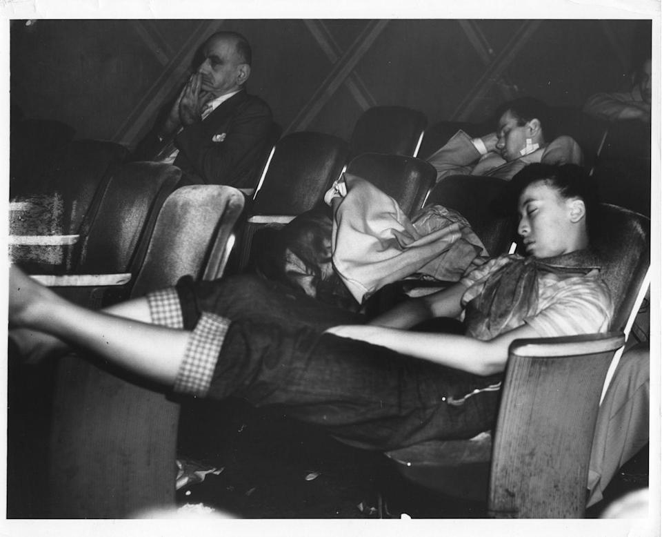 Photo credit: Weegee(Arthur Fellig)/International Center of Photography - Getty Images