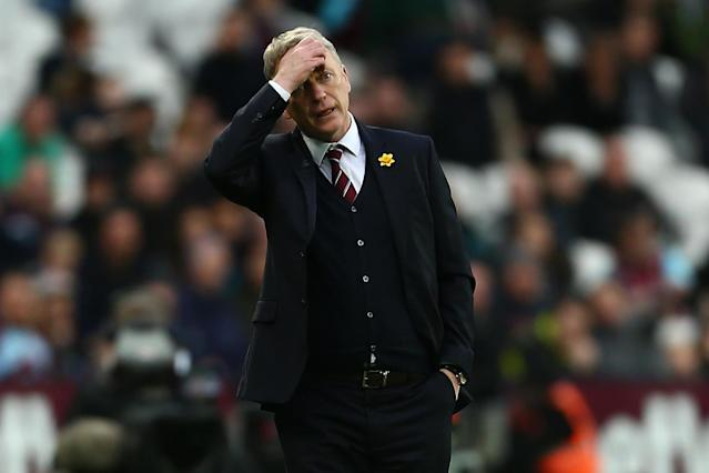 David Moyes urges West Ham fans and club to 'stick together' amid ugly London Stadium scenes