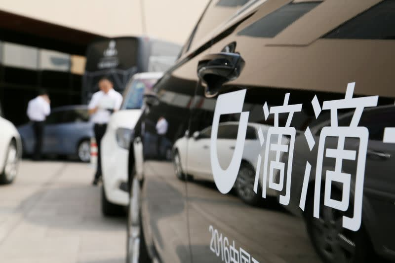 China to test sovereign digital currency on ride hailing giant Didi