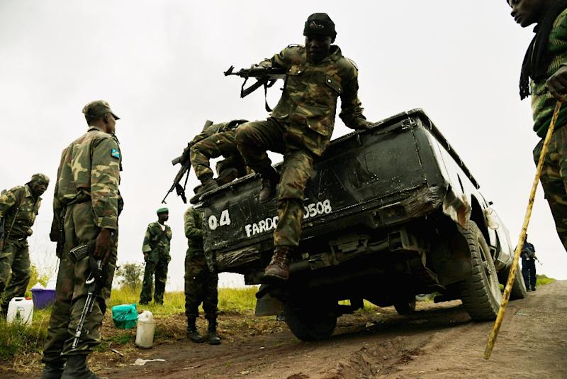 Kidnappings are frequent in this eastern part of the DRC, related to communal conflict between the Nande and Hunde tribes on one hand and ethnic Hutus on the other