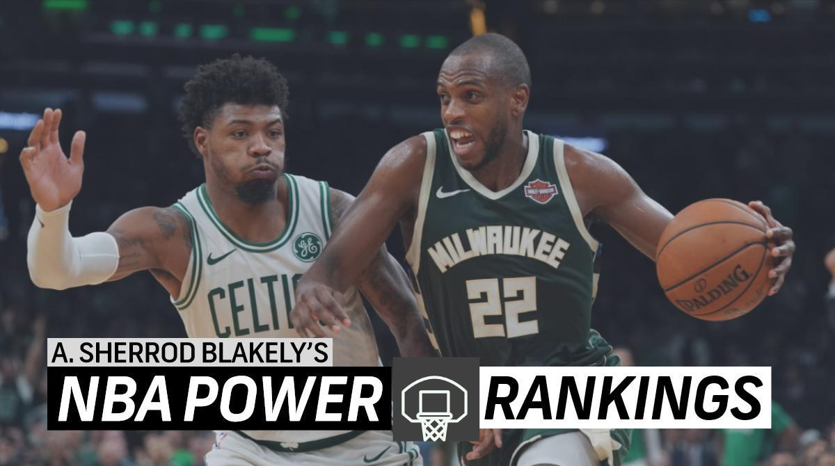 Nba Power Rankings Who Starts 2020 At The Top Of The Heap