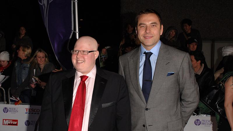 Matt Lucas and David Walliams reunite for Little Brexit