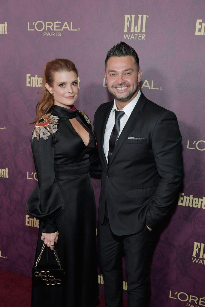 "<p>JoAnna Garcia and Yankees player Nick swisher were <a href=""https://people.com/celebrity/joanna-garcia-and-nick-swisher-wed-in-palm-beach/"" rel=""nofollow noopener"" target=""_blank"" data-ylk=""slk:engaged and married in 2010"" class=""link rapid-noclick-resp"">engaged and married in 2010</a>, but JoAnna is the first to admit that ""baseball player"" wasn't at the top of professions list for a future hubby. ""It certainly wasn't the first type of profession for a guy that I wanted to date. I didn't think like, 'Yea! This sounds great,'"" <a href=""https://www.usmagazine.com/celebrity-news/news/joanna-garcia-swisher-how-husband-nick-swisher-won-me-over/"" rel=""nofollow noopener"" target=""_blank"" data-ylk=""slk:JoAnna said"" class=""link rapid-noclick-resp"">JoAnna said</a>. ""But the second I met him—I went to go see him play a baseball game against the Mets and I thought, 'Wow, he's just really refreshing and he's really kind.'""</p>"