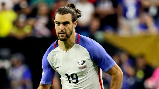 The Sporting Kansas City veteran was called in by Bruce Arena after the Borussia Monchengladbach midfielder suffered an injury earlier this week.