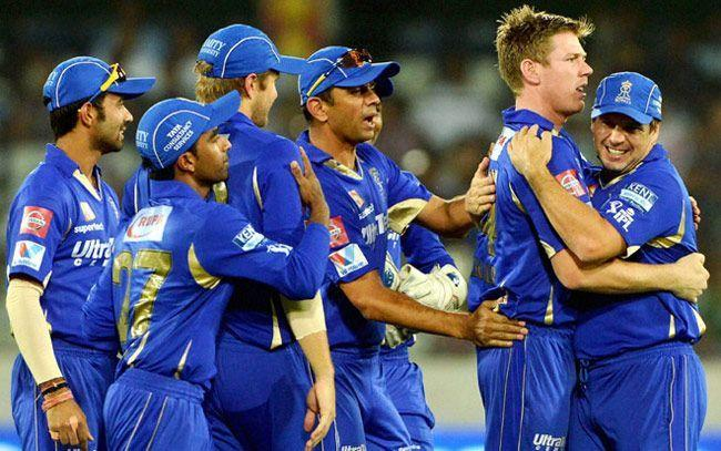 The Royals are expected to bear a completely different look for IPL 2018