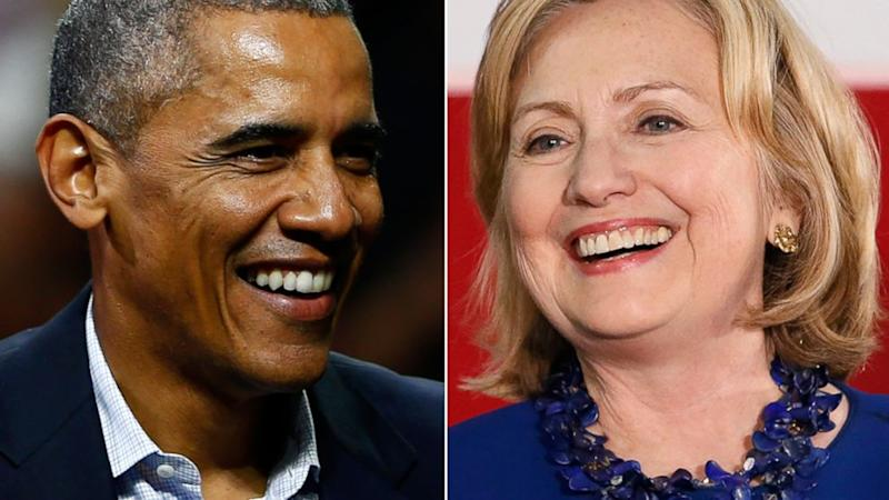 Hillary Clinton, Barack Obama 'Most Admired' People - Again