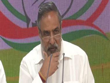 'BJP, ministers lack vision to revive economy': Congress' Anand Sharma calls Nirmala Sitharaman's comments on inflation 'absurd'