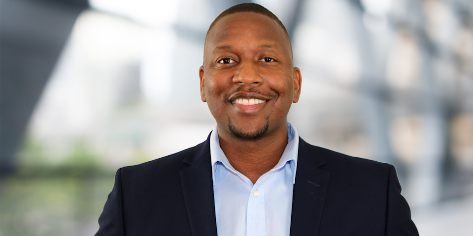 Deonte Thompson, chief of staff, client solutions group, Dell Technologies