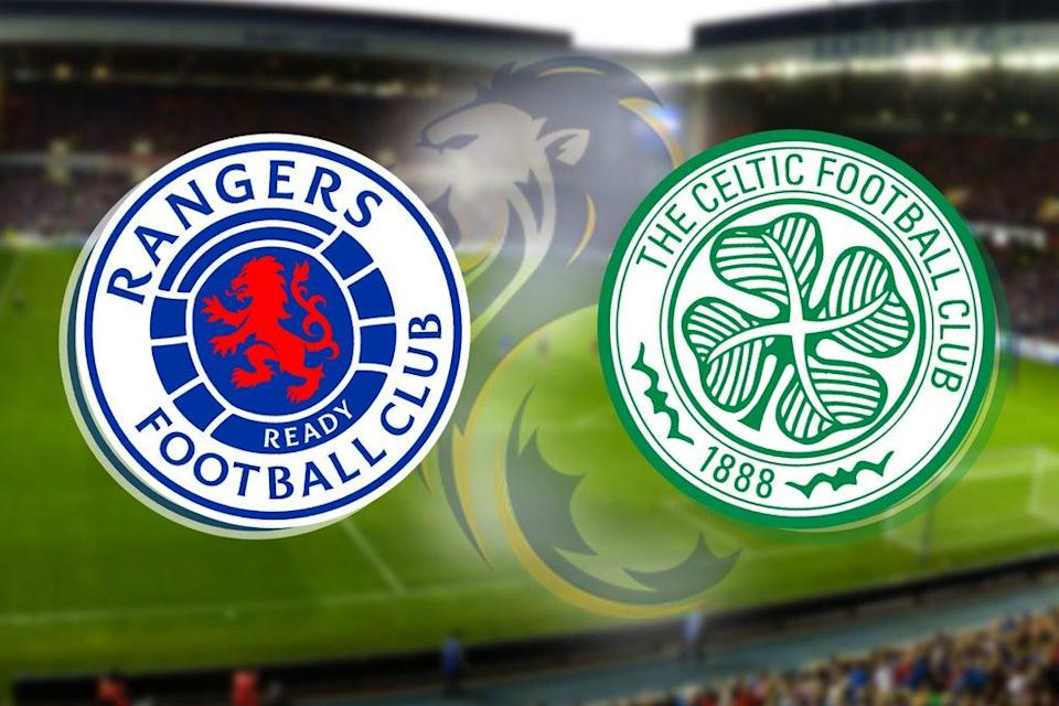Rangers face Celtic in the latest Old Firm derby at Ibrox on Sunday  (ES Composite)