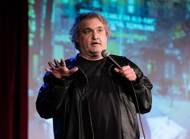 Artie Lange performs on Aug. 9, 2017, in New York City. (Photo: Noam Galai/Getty Images)