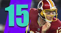 <p>Colt McCoy didn't play great in his first start, but it was a tough spot in a short week on the road. The Cowboys have to be considered NFC East favorites now, but don't totally count Washington out yet. (Colt McCoy) </p>
