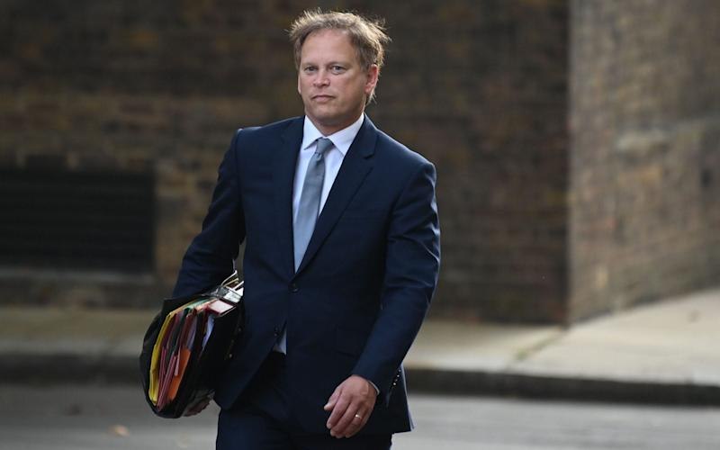 Grant Shapps - AFP