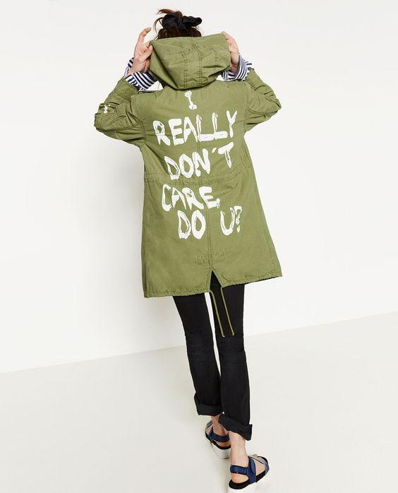 What the Hell Was Melania Trump Thinking With This Zara Jacket?