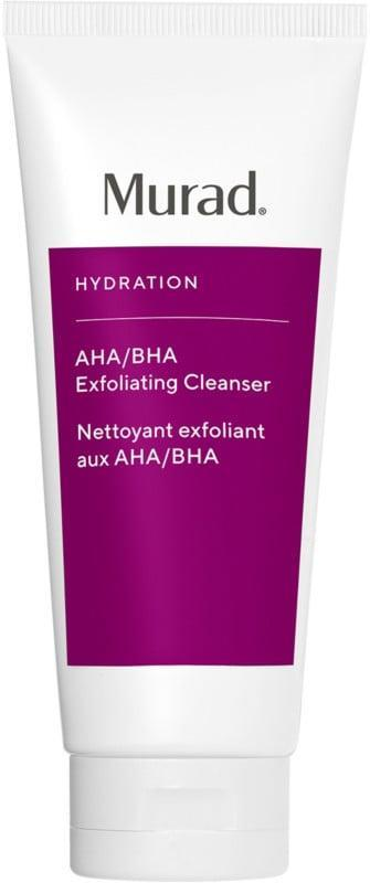 <p>Beat the dull winter skin blues with the <span>Murad AHA/BHA Exfoliating Cleanser</span> ($21, originally $42). This exfoliating face wash is packed with three acids - salicylic acid, lactic acid, and glycolic acid - to unlock your most radiant skin yet. Just make sure you don't overdo it and stick to using it only two or three times a week. It goes on sale on Thursday, Jan. 14.</p>
