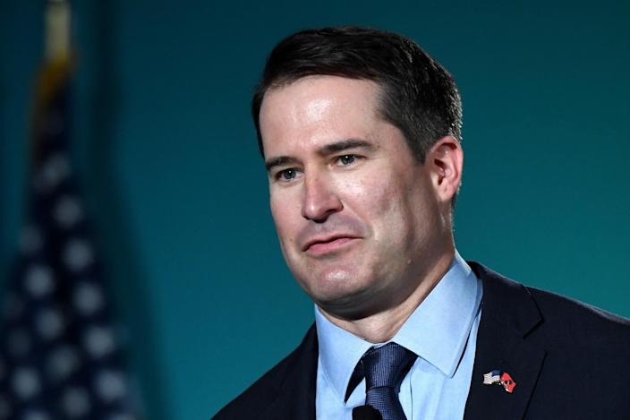 Former Democratic presidential candidate Rep. Seth Moulton, D-Mass. (Photo: Ethan Miller/Getty Images)