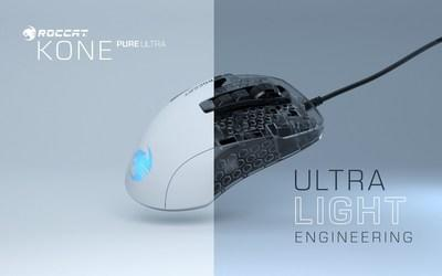 The all-new Kone Pure Ultra delivers powerful performance with an updated light weight design