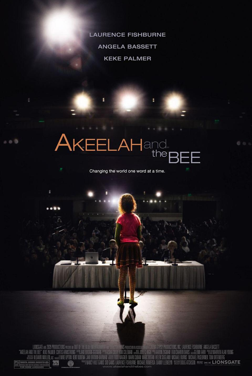 "<p><a class=""link rapid-noclick-resp"" href=""https://www.hbo.com/movies/akeelah-and-the-bee"" rel=""nofollow noopener"" target=""_blank"" data-ylk=""slk:STREAM NOW"">STREAM NOW</a></p><p>This sweet movie revolves around 11-year-old Akeelah Anderson, a spelling enthusiast who prepares to compete in the Scripps National Spelling Bee, despite coming from a lower socioeconomic background than her competitors. Akeelah feels pressure from her predominantly-Black neighborhood to succeed and faces racism from her competitors' parents, but still she manages to keep her eye on the prize. </p>"
