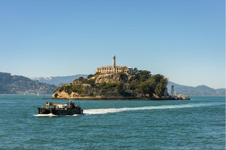<p>Less than two miles from San Francisco lies the infamous Alcatraz Island, which was home to a Civil War fortress, military prison, bird sanctuary, the first lighthouse on the west coast, birthplace of the Native American Red Power movement, and, most famously, a federal prison. A quick ferry ride from Fisherman's Wharf will take you to this well-preserved, historically rich landmark, that's full of fascinating tales of crime, conspiracy, and more.</p>