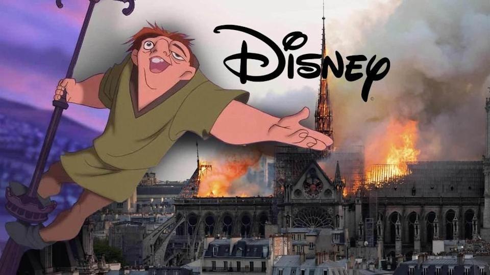 "<p>Quasimodo would be proud of his parent company, because The Walt Disney Company just announced they are going to pay millions in the reconstruction of the Notre-Dame Cathedral after the devastating fire. ""Notre-Dame is a beacon of hope and beauty that has defined the heart of Paris and the soul of France for centuries, inspiring […]</p> <p>The post <a href=""https://theblast.com/walt-disney-donation-millions-rebuilt-notre-dame-cathedral/"" rel=""nofollow noopener"" target=""_blank"" data-ylk=""slk:Disney Announces $5 Million Donation to Help Rebuild Notre-Dame Cathedral"" class=""link rapid-noclick-resp"">Disney Announces $5 Million Donation to Help Rebuild Notre-Dame Cathedral</a> appeared first on <a href=""https://theblast.com"" rel=""nofollow noopener"" target=""_blank"" data-ylk=""slk:The Blast"" class=""link rapid-noclick-resp"">The Blast</a>.</p>"