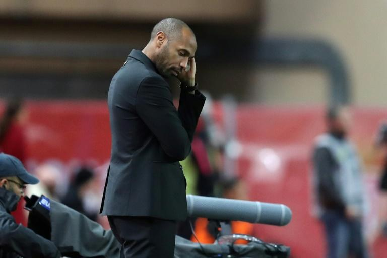 The crisis deepens for Thierry Henry at Monaco