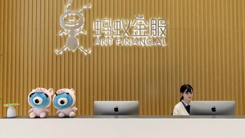 China's Ant Financial joins Razer, Grab in contest for Singapore digital banking licence