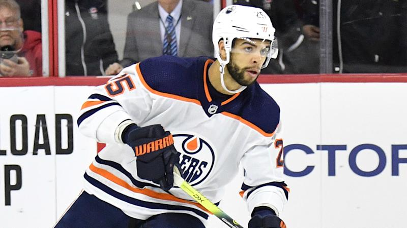 Oilers' Darnell Nurse: 'It's hard for the NBA to shut down and for us to justify being out there'
