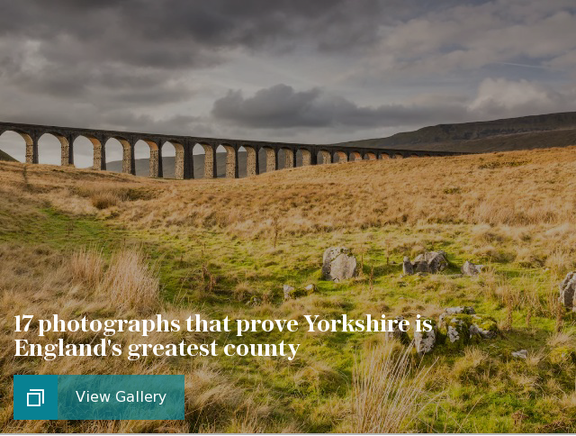 17 photographs that prove Yorkshire is England's greatest county