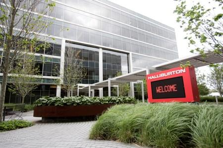 Halliburton profit beats on global demand for oilfield services